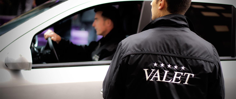 Valet Parking Service logo